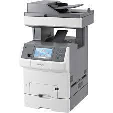 Impresora Multifuncion Lexmark X738dte Laser Color Tecnologia Barata